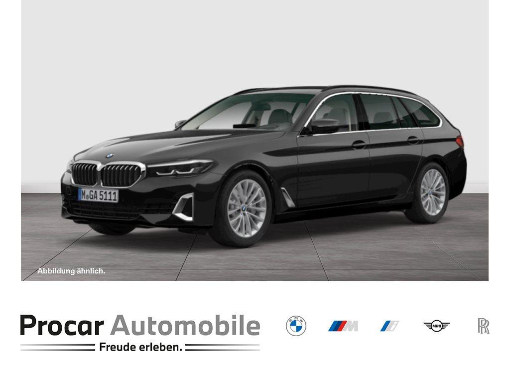 BMW 540i xDrive Luxury DA PA HuD Fond-Entert. Prof., Jahr 2020, Benzin