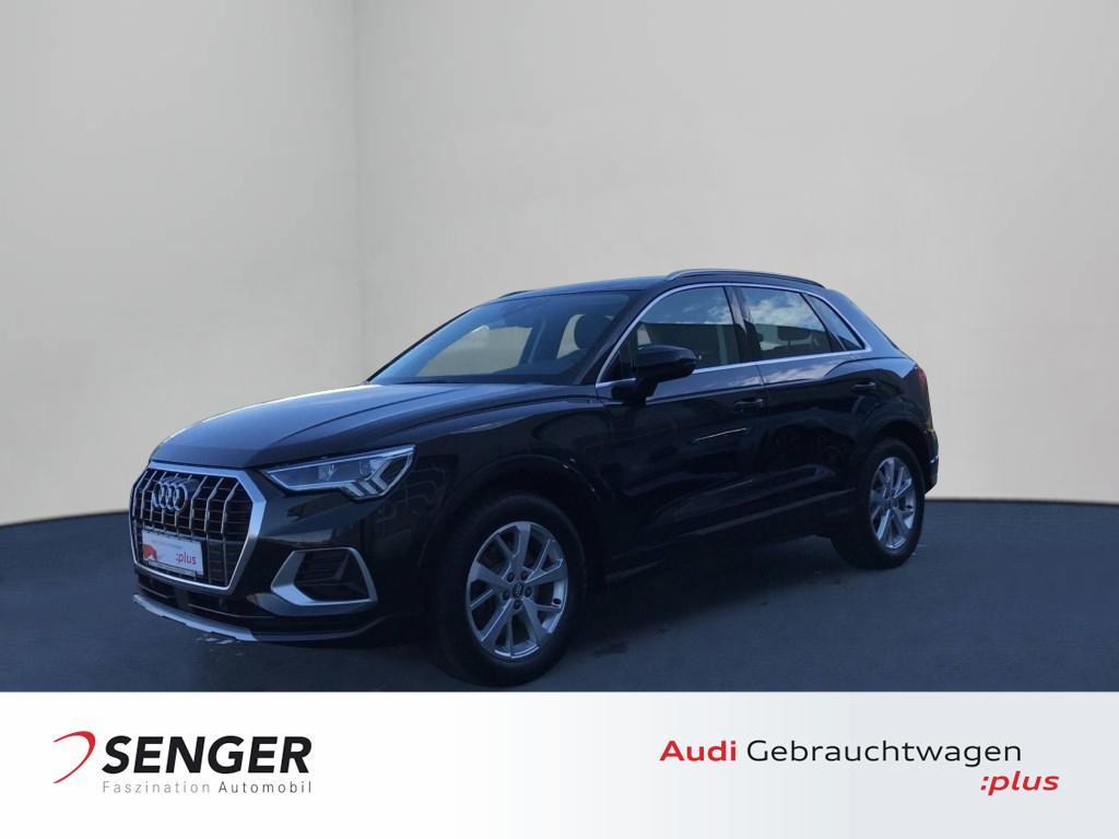 Audi Q3 Sport advanced 40 TFSI quattro Spurhalteassi., Jahr 2019, Benzin