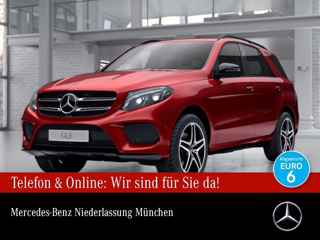 Mercedes-Benz GLE 250 d 4M AMG Airmat Harman Distr. COMAND AHK, Jahr 2017, Diesel