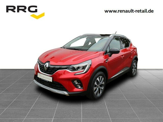 Renault CAPTUR II INTENS TCe 140 EDC Navi, Klima, PDC SU, Jahr 2021, Benzin