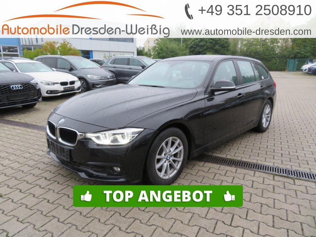 BMW 320 d Efficient Dynamics*variable Sportlenkung*, Jahr 2017, Diesel
