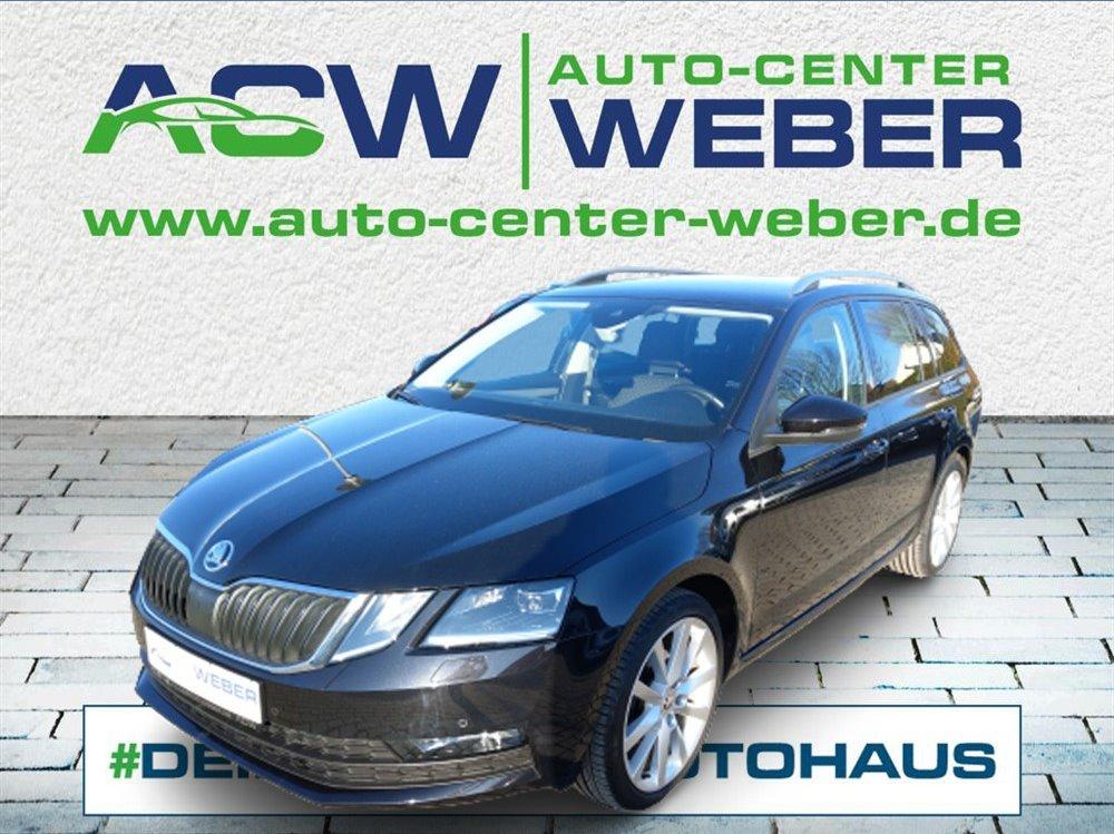 Skoda Octavia Combi 1.4 TSI Drive +Servicegutschein*, Jahr 2017, Benzin