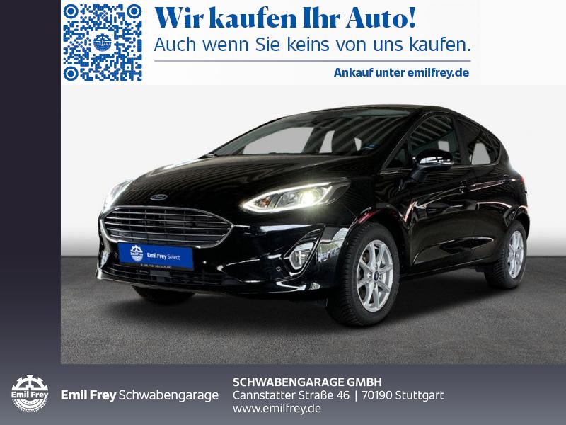 Ford Fiesta 1.0 EcoBoost S&S TITANIUM, Jahr 2020, Benzin