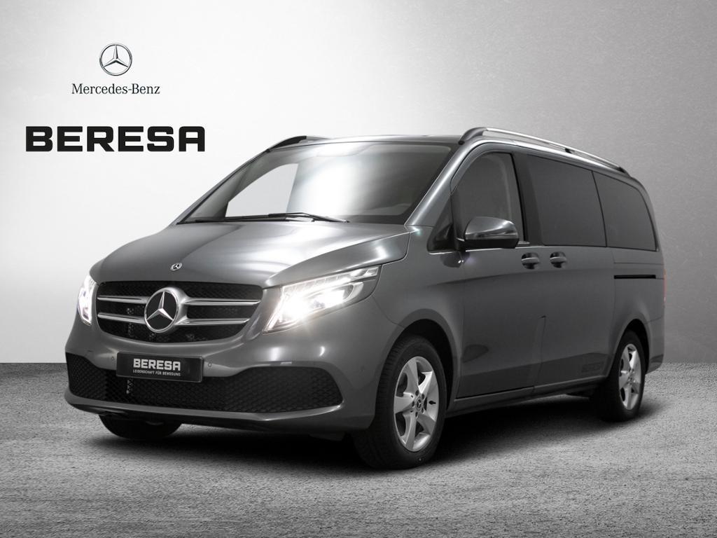 Mercedes-Benz V 300 Lang StandHzg LED AHK Kamera DAB EASY-PACK, Jahr 2019, diesel