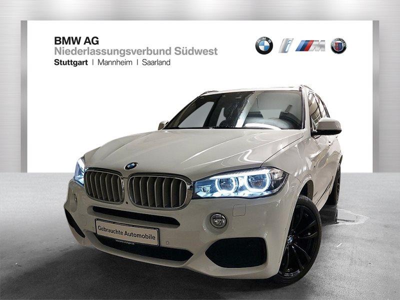 BMW X5 xDrive40d Sportpaket Keramikapplikationen, Jahr 2017, Diesel