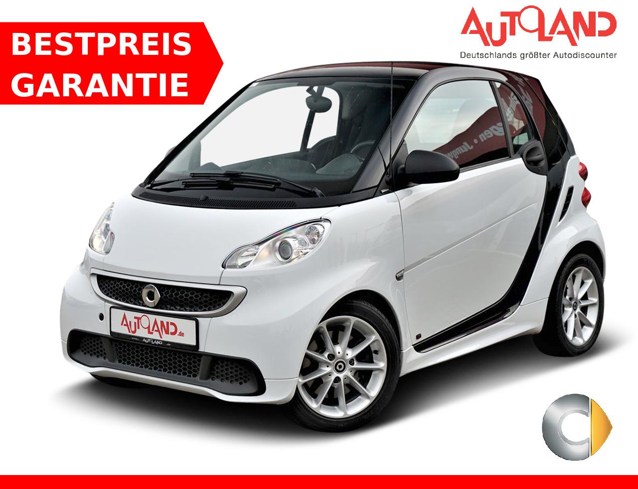 smart ForTwo, Jahr 2014, Benzin