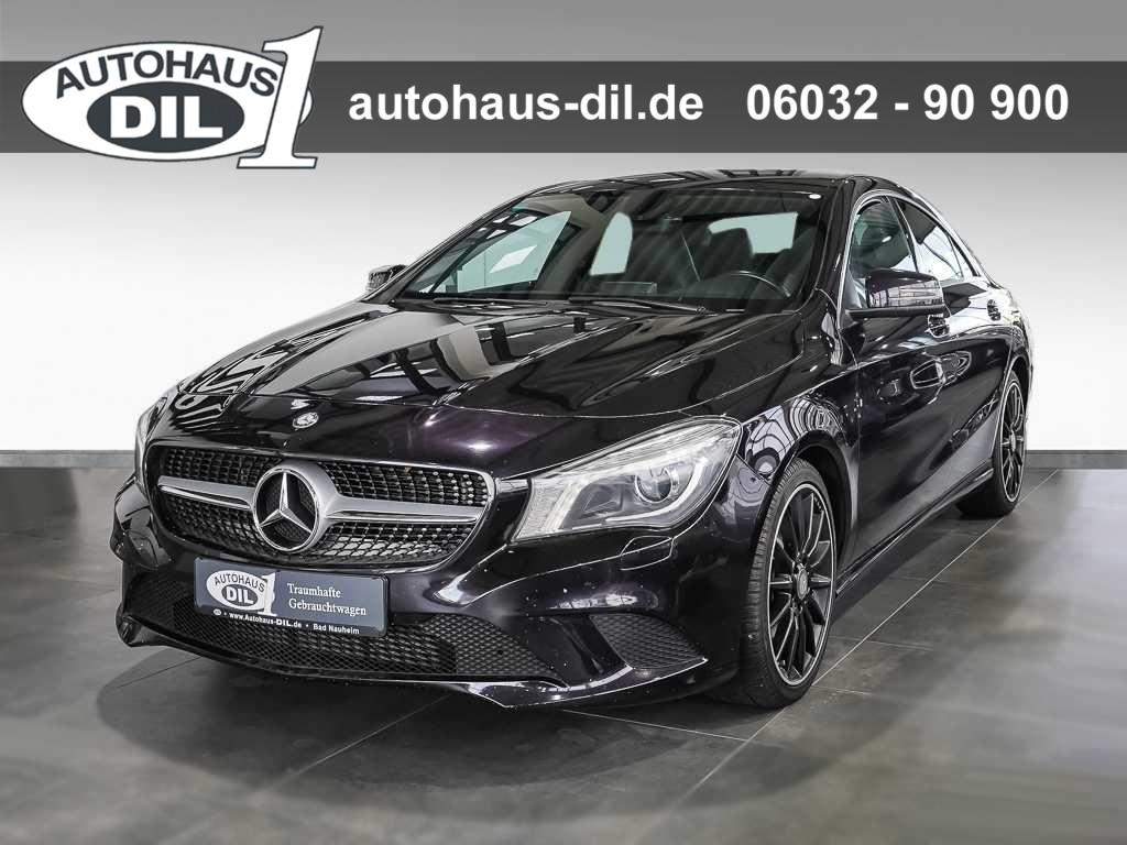 Mercedes-Benz CLA 250 4matic Memory * Chrom-Paket *, Jahr 2015, Benzin