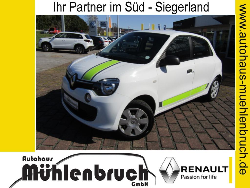 Renault Twingo SCe 70 Life +RADIO+BT+KLIMAANLAGE+ISOFIX+, Jahr 2016, Benzin