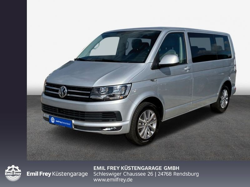 Volkswagen T6 Multivan Comfortline 2,0 TDI AHK Navi, Jahr 2016, Diesel