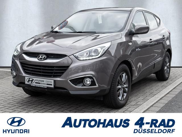 Hyundai ix35 1.6 Benzin MT, Jahr 2015, Benzin