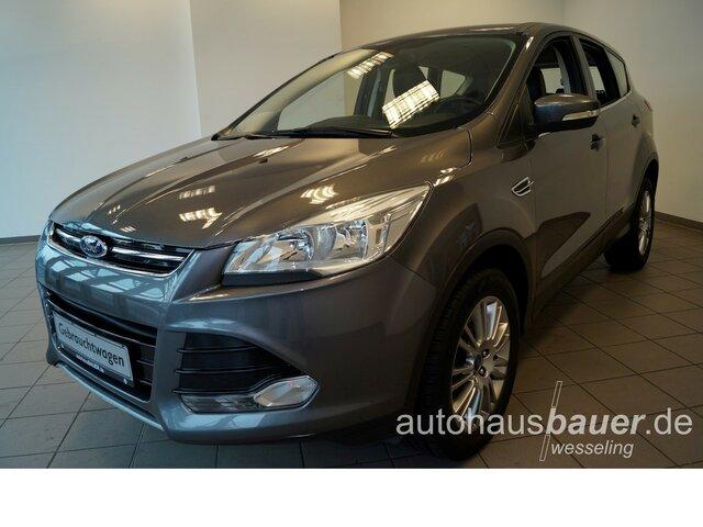 Ford Kuga Titanium 1.6 EcoBoost *Automatik, Allrad, P, Jahr 2013, Benzin