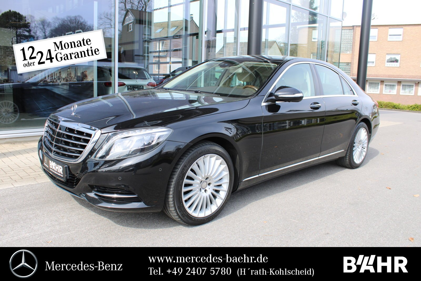 Mercedes-Benz S 350 BT Comand/LED-ILS/Distronic/Totwinkel/360°, Jahr 2014, Diesel