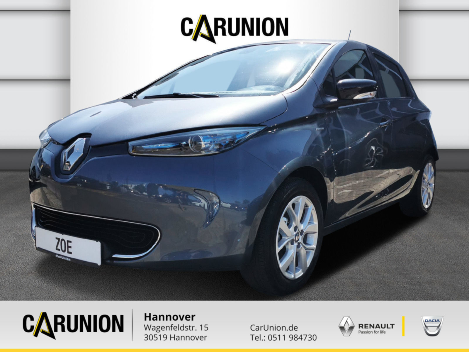 Renault ZOE LIFE LIMITED Paket, Jahr 2020, Elektro