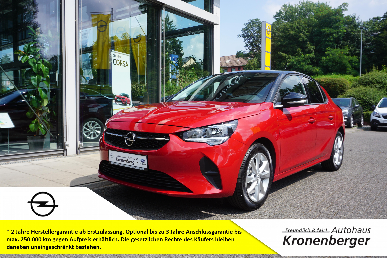 Opel Corsa F 1.2 Edition Panorama-Dach, Jahr 2020, Benzin