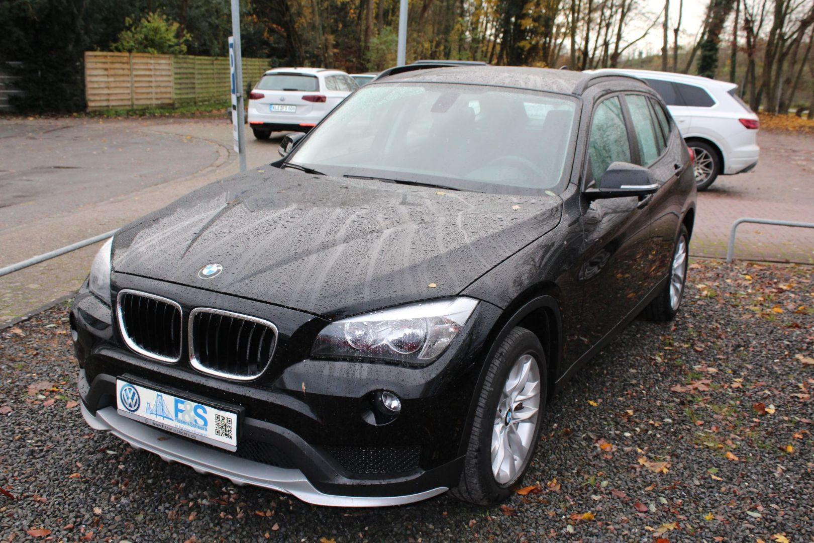 BMW X1, Jahr 2014, petrol