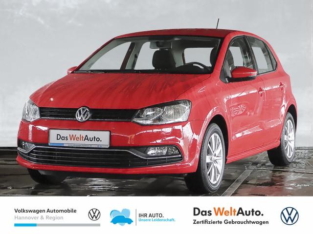Volkswagen Polo 1.0 Comfortline Bluetooth Klima SHZ, Jahr 2017, Benzin