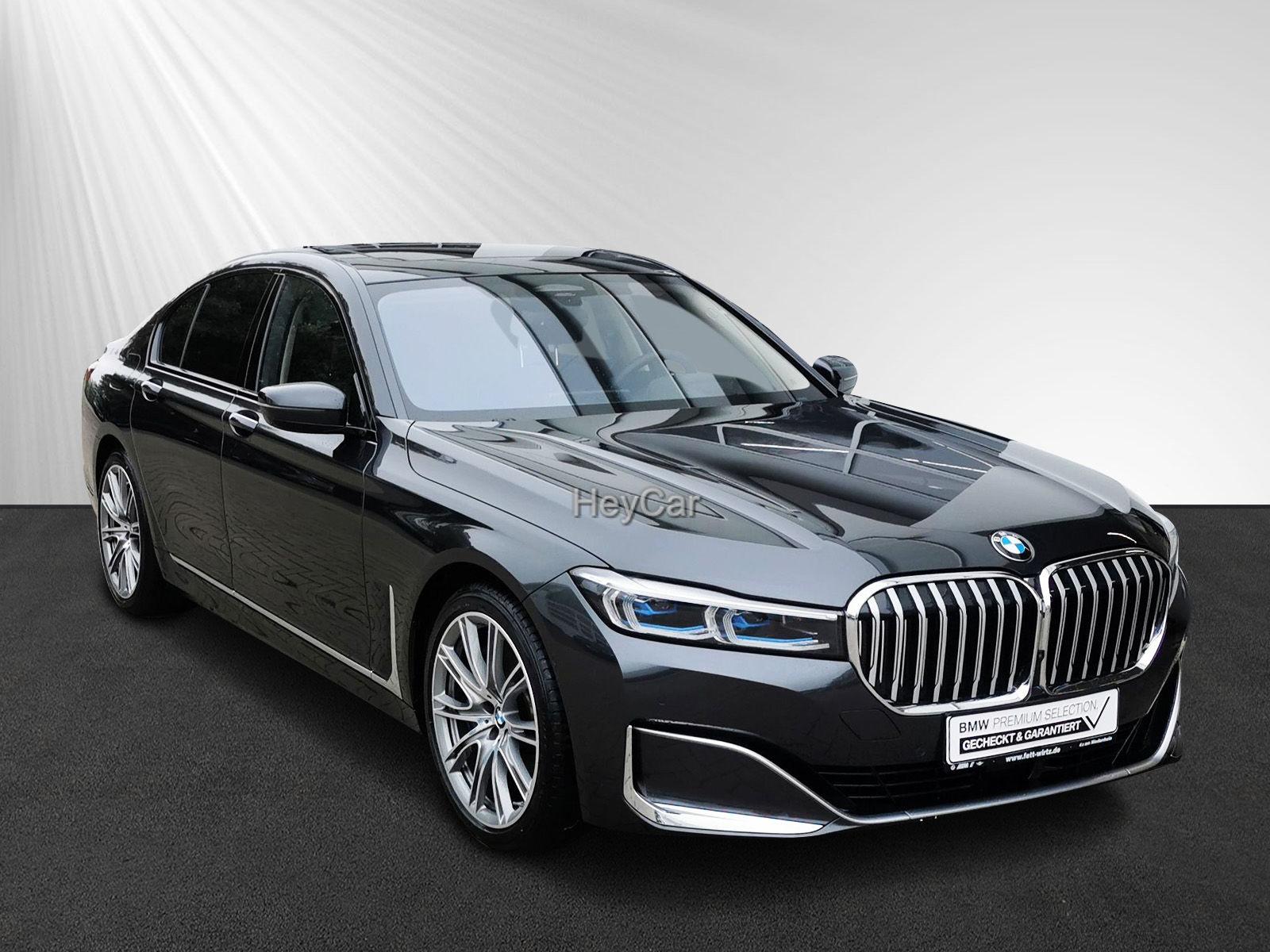BMW 745e 20'' Laser GSD TV+ Massaeg H&K DA+ PA+, Jahr 2019, Hybrid