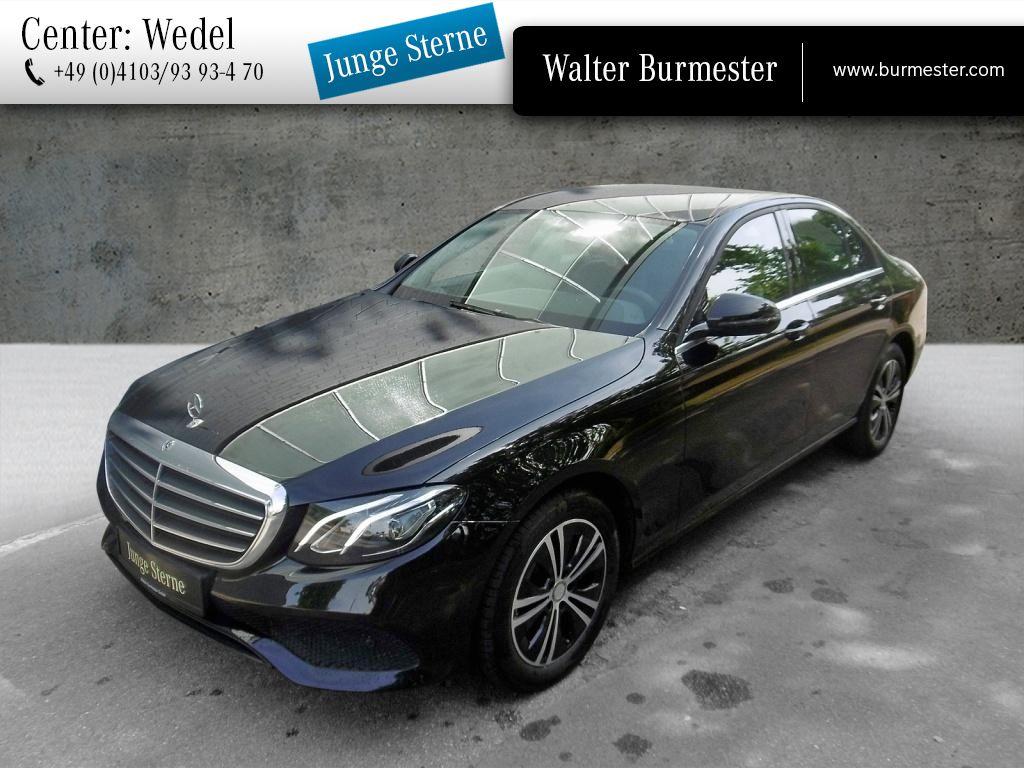 Mercedes-Benz E 300 d Limousine LED+Kamera+Navi+Klima-Aut.+LED, Jahr 2018, Diesel