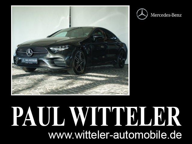 Mercedes-Benz CLS 300 d Coupé AMG-Line/Night-Paket/Comand LED, Jahr 2019, Diesel