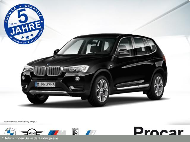 BMW X3 sDrive18d Sportsitze PDC Durchlade RFT NSW, Jahr 2015, Diesel