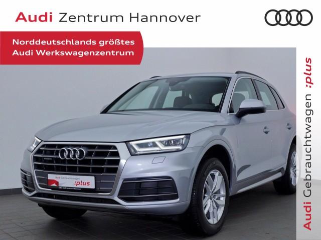 Audi Q5 2.0 TDI qu.Tiptronic Sport Matrix Alcantara Navi, Jahr 2018, Diesel