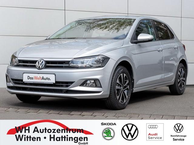 Volkswagen Polo 1,0 l TSI UNITED NAVI ACTIVE INFO SitzHzg, Jahr 2020, Benzin