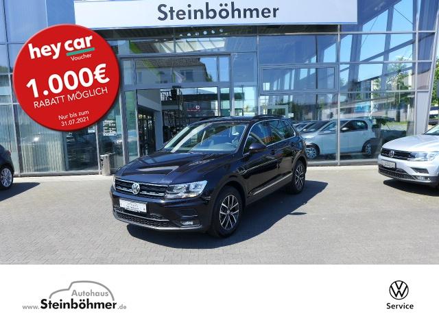 Volkswagen Tiguan Comfortline 1.5TSI RearView Parklenkass., Jahr 2020, Benzin