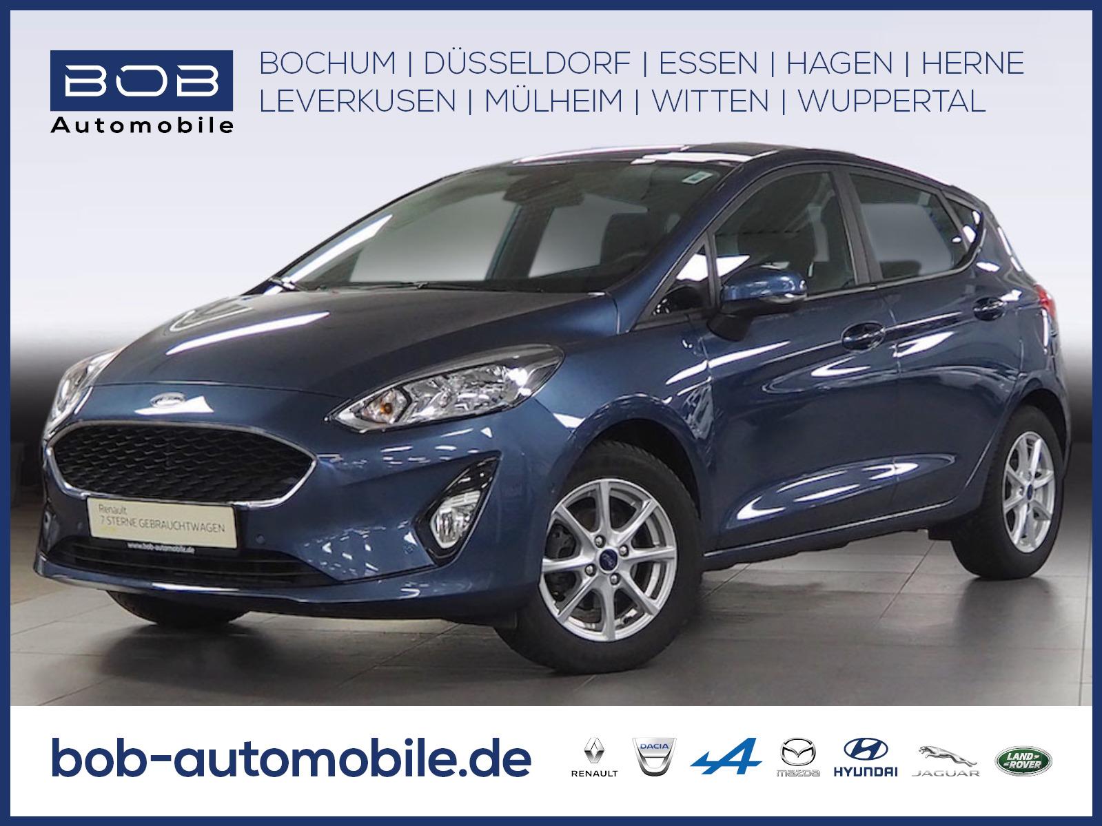 Ford Fiesta COOL&Connect-Kamera, Carplay,Android Auto, Jahr 2018, Benzin