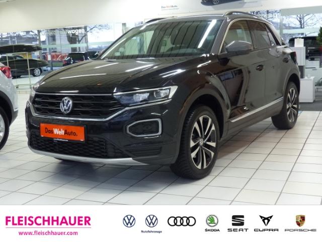 Volkswagen T-Roc IQ.DRIVE 1.5 TSI ACT EU6d-T, Jahr 2020, Benzin
