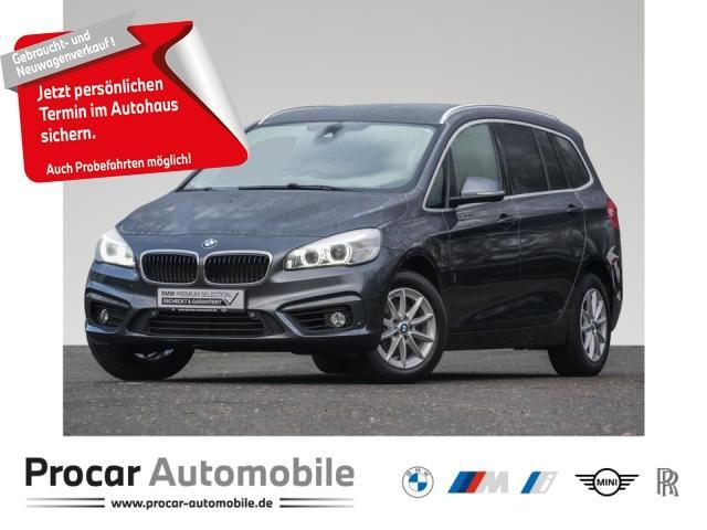 BMW 218 Gran Tourer Advantage Klimaaut. PDC NSW LED, Jahr 2017, Benzin