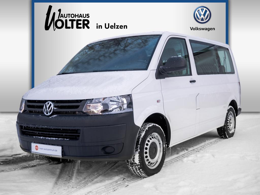 Volkswagen T5 2.0 TDI Kombi, Jahr 2015, Diesel