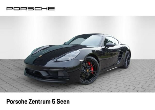 Porsche 718 Cayman GTS, PDK, LED inkl. PDLS+, BOSE, DAB, Jahr 2019, Benzin