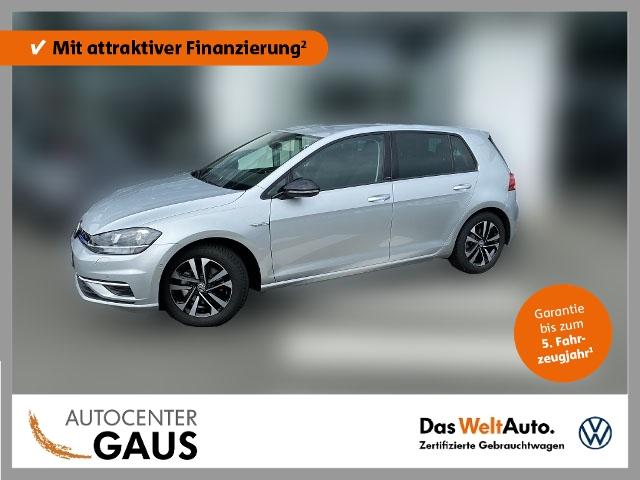 Volkswagen Golf VII IQ.Drive 1.5 TSI Navi ACC Kamera, Jahr 2020, Benzin