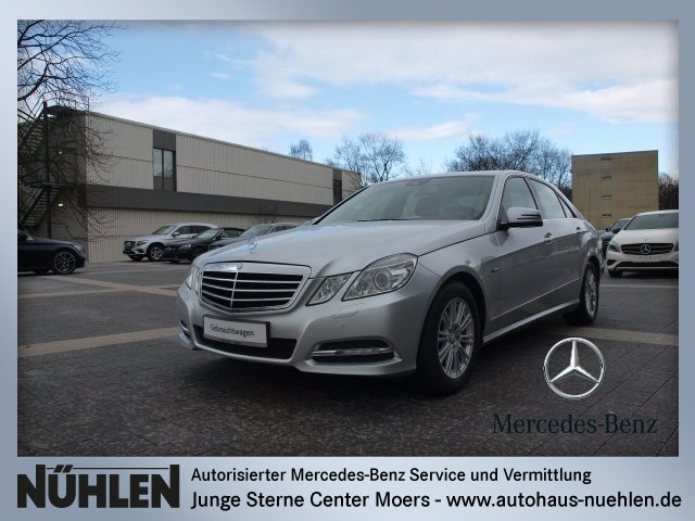 Mercedes-Benz E 220 CDI Avantgarde+Navi+Sitzhzg.+Park-Assist., Jahr 2012, Diesel