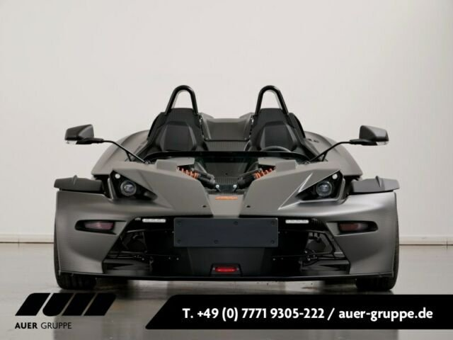 KTM X-Bow R Facelift MY18 Roadster FULL Carbon matt, Jahr 2018, Benzin