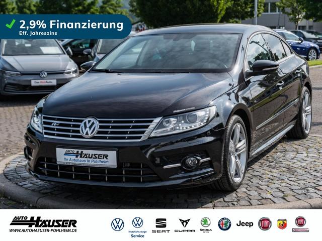 Volkswagen CC Sport 2.0 TDI BMT DSG R-LINE 5-SITZER 18 ALU, Jahr 2015, Diesel