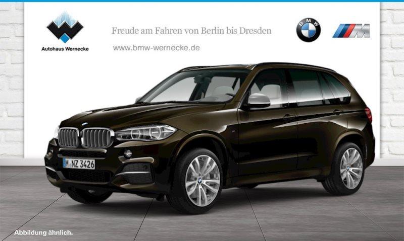 BMW X5 M50d M Sportpaket Head-Up HK HiFi LED RFK, Jahr 2014, Diesel