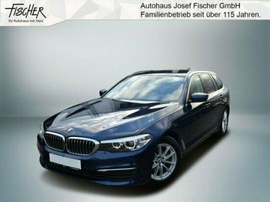 BMW 520d *G31* Navi Prof Memory HUD 360° DriveA 1Hd, Jahr 2017, Diesel