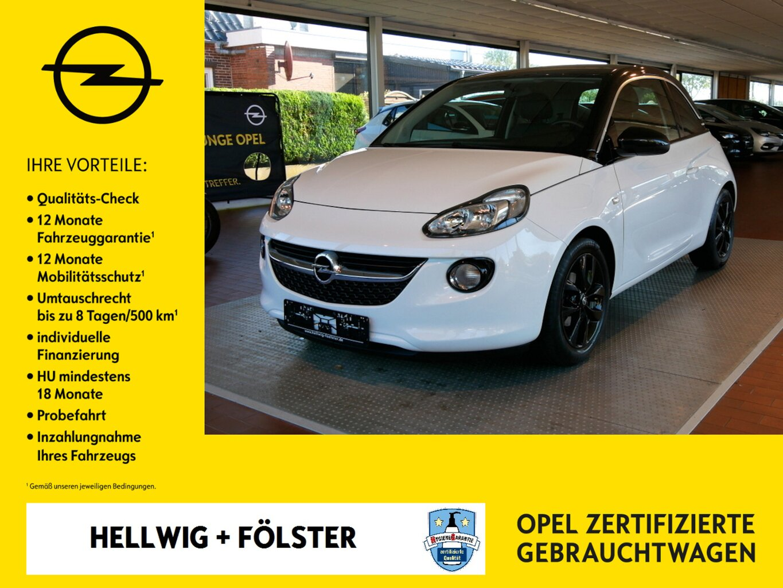Opel Adam 1.2 Jam, Jahr 2016, Benzin