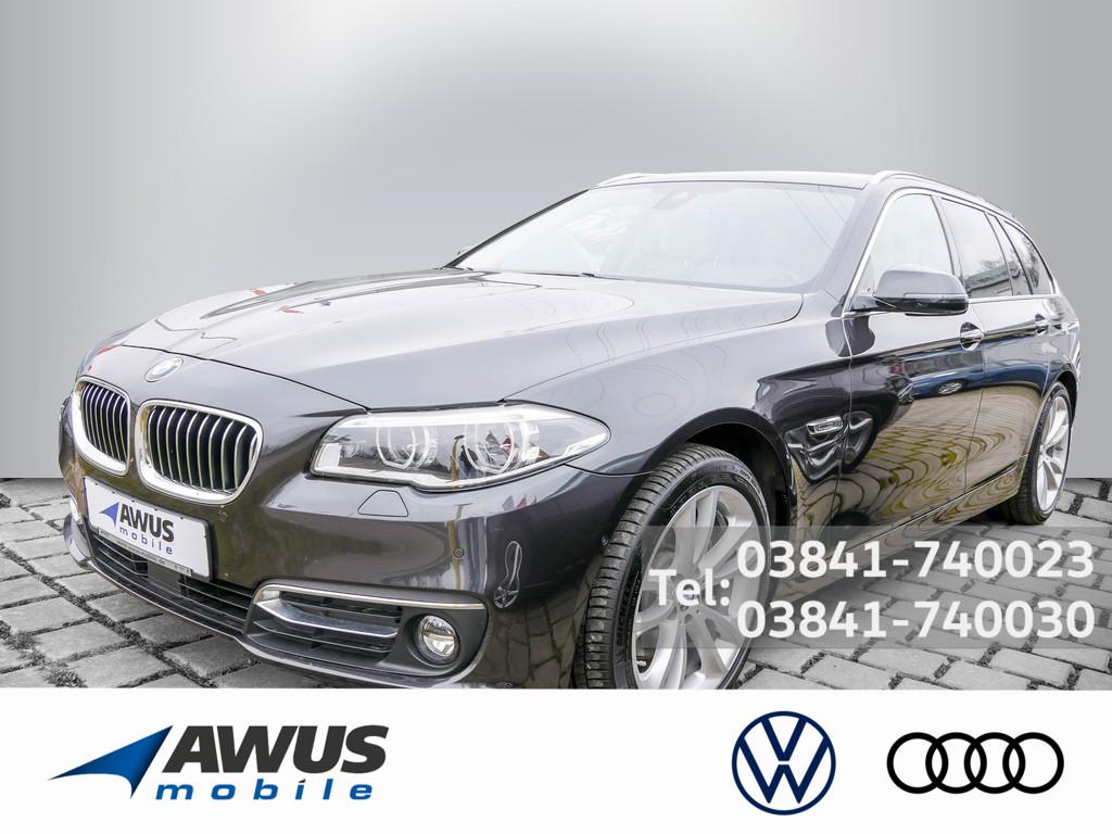 BMW 535dA Touring xDrive Luxury Line, Jahr 2017, Diesel