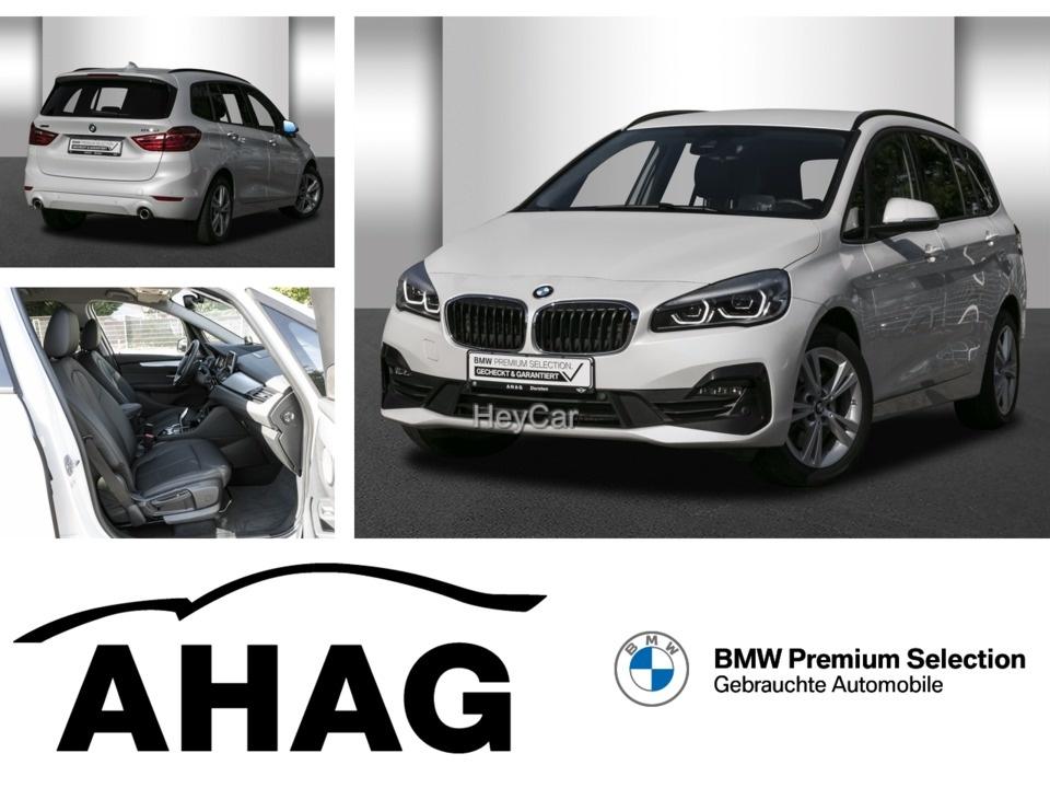 BMW 218 Gran Tourer xDrive Advantage 7-Sitzer, Jahr 2020, Diesel