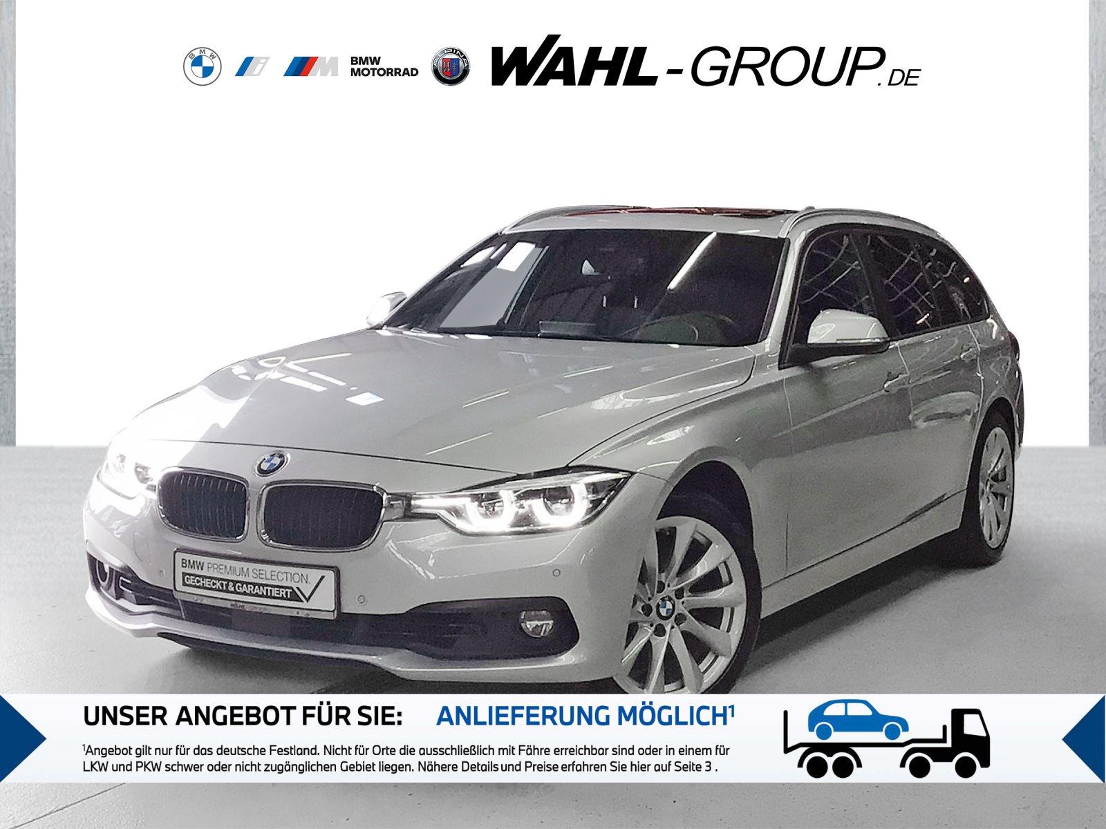 BMW 330d xDrive Touring Aut. Advantage Pano-Dach LED PDC, Jahr 2018, Diesel