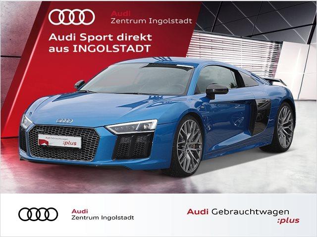 Audi R8 V10 plus 5.2 FSI qu LASER B&O CARBON 20 Zoll, Jahr 2017, Benzin