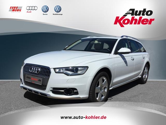 Audi A6 allroad quattro 3.0 TDI Pano-Dach Navi Plus AHK, Jahr 2013, diesel
