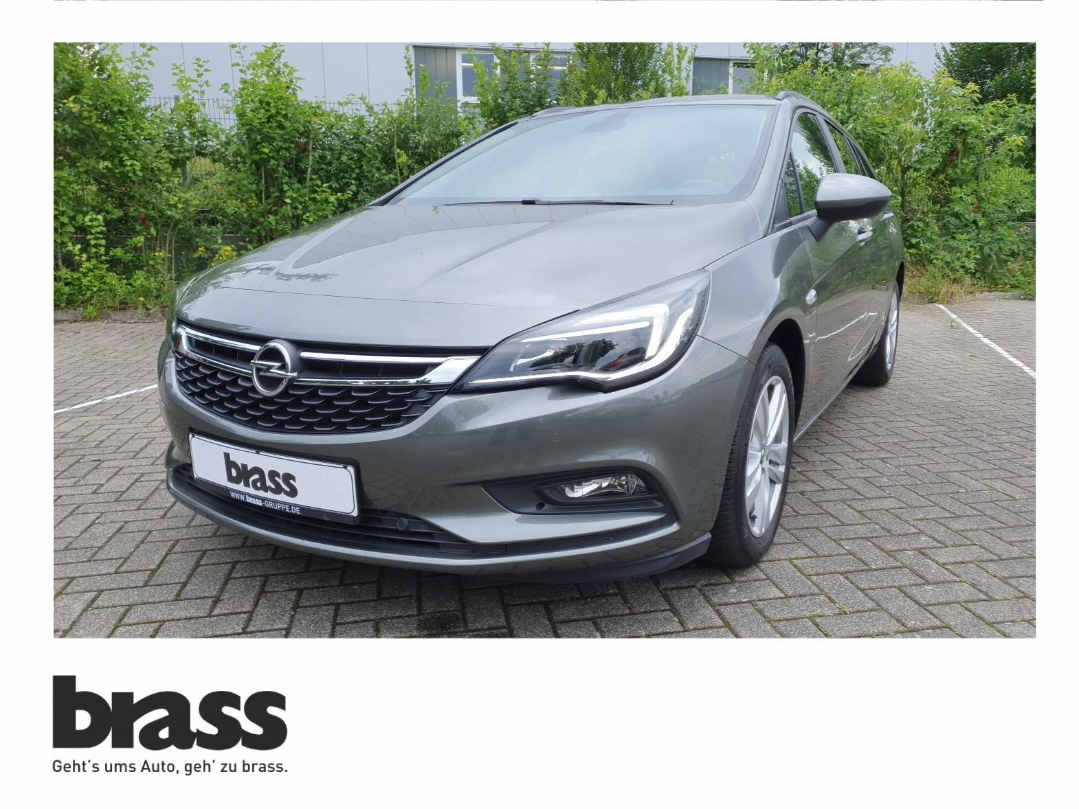 Opel Astra K 1.4 Turbo 120 Jahre (EURO 6d-TEMP), Jahr 2019, Benzin