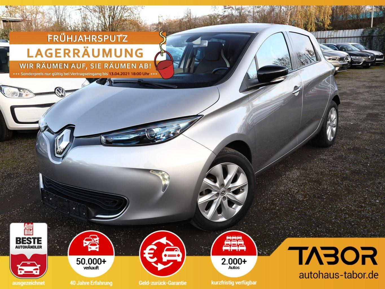 Renault Zoe Intens R210 Nav 3DSound Klimaaut. Kam PrivG, Jahr 2015, Elektro