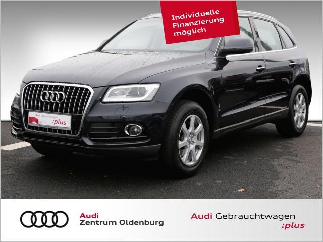 Audi Q5 2.0 TDI quattro Xenon Navi AHK Alcantara Klima, Jahr 2014, Diesel
