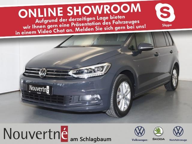 Volkswagen Touran 1.4 TSI Comfortline + AHK + DSG + Kamera +, Jahr 2018, Benzin