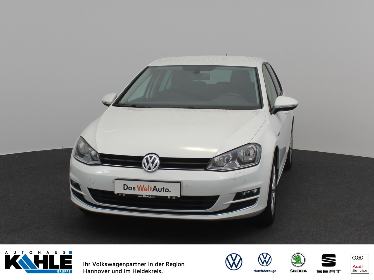 Volkswagen Golf VII 1.2 TSI BMT Lounge Navi Klima Sitzheizung PDC, Jahr 2015, Benzin