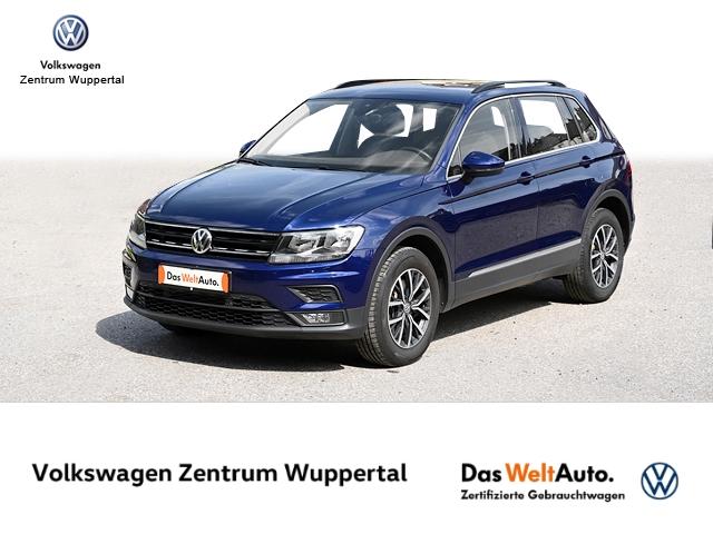 Volkswagen Tiguan 2 0 TDI 4M DSG NAVI AHK VC SHZ PDC LM ZV, Jahr 2018, Diesel